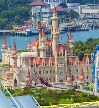 Singapore with Malaysia Holidays